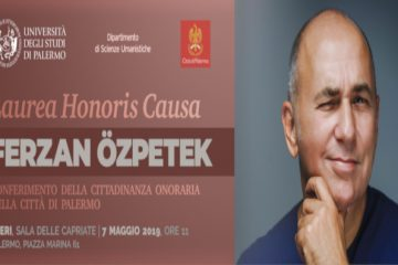 Laurea honoris causa a Ferzan Özpetek