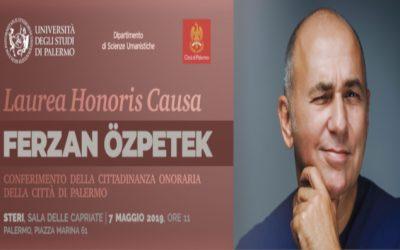 Laurea honoris causa a Ferzan Özpetek