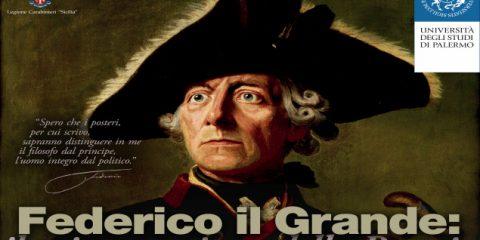 Lectio magistralis del generale Galletta su Federico II di Prussia