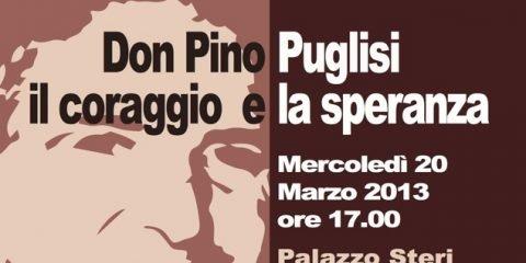 """Locandina """"Don Pino Puglisi"""""""