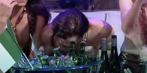 maneskin cocaina eurovision