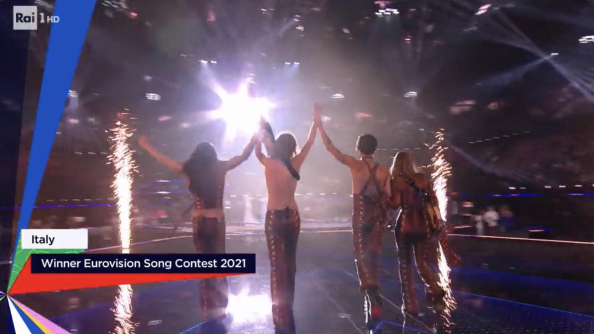 eurovision maneskin