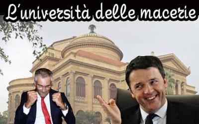Studenti medi e universitari contro il governo Renzi organizzano la protesta