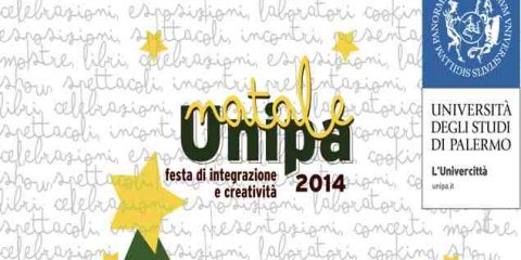 Manifesto Natale Unipa
