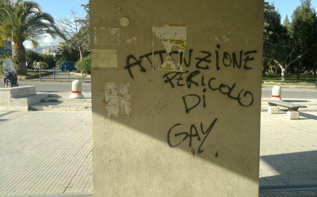 Pericolo di gay