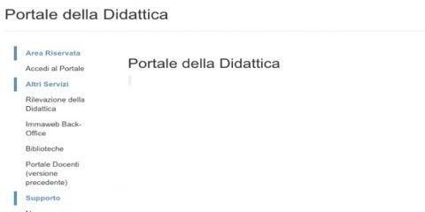 portale didattica