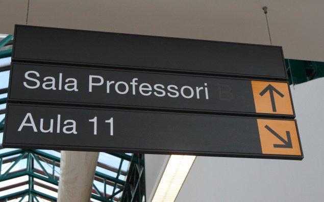 Sala professori