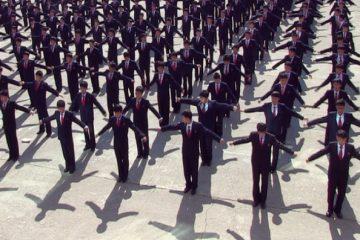 studenti Nord Corea