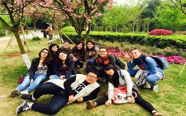 studenti cina