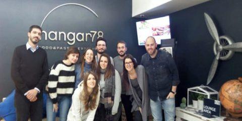 Studenti di Disegno industriale a Venezia e a Rimini
