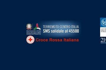 Unipa sostiene gli aiuti agli abitanti delle zone colpite dal terremoto in centro Italia