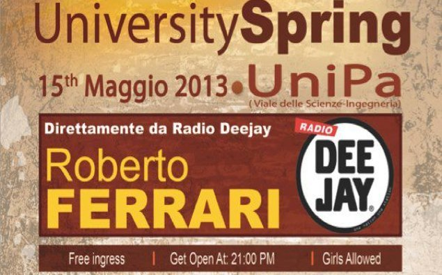 University Spring