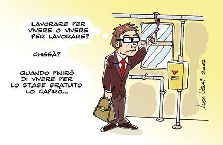 Vignetta di Luca Usai (2007)