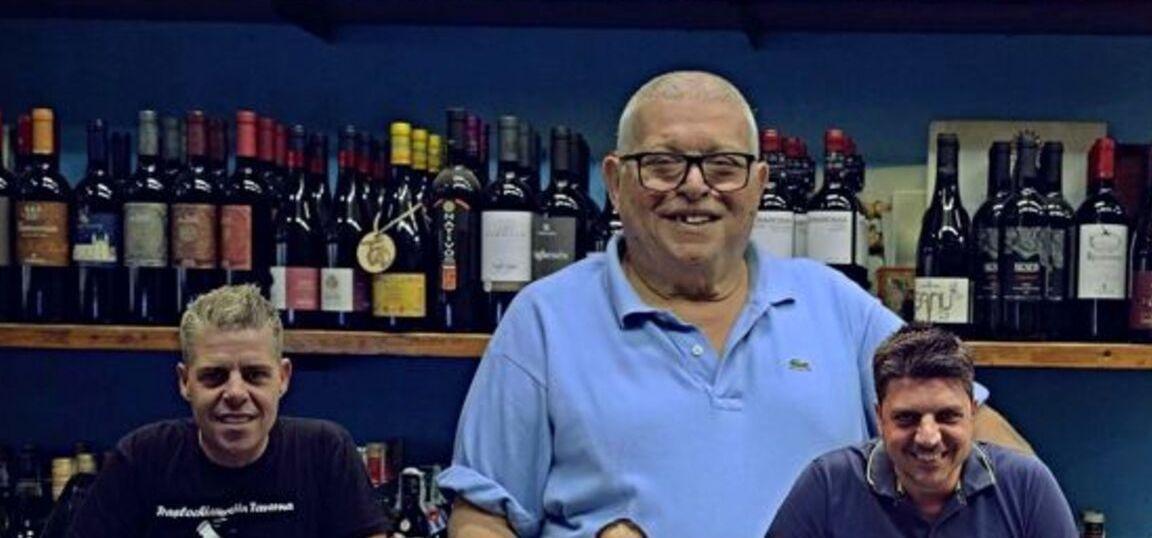 Salvatore Sutera Taverna Azzurra